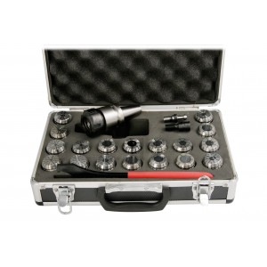 SPANNZANGENHALTER-SET BT 40 / ISO 40 / ER 32