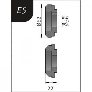 BIEGEROLLEN TYP E5