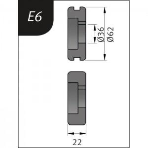 BIEGEROLLEN TYP E6