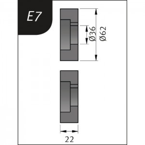 BIEGEROLLEN TYP E7