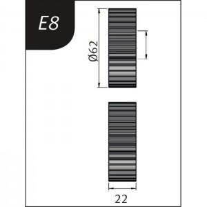 BIEGEROLLEN TYP E8