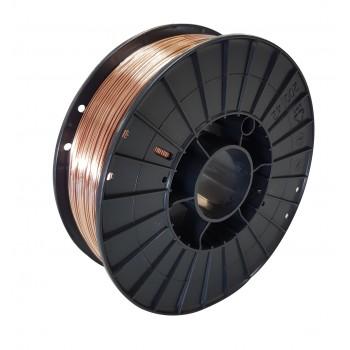 SCHWEISSDRAHT SG2,  Ø 1,0 MM, 5 KG, DORNSPULE S200