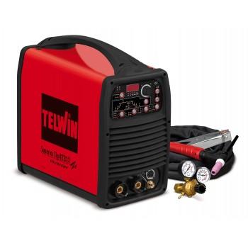 TELWIN SUPERIOR TIG 422 AC/DC - HF/LIFT SCHWEISSANLAGE