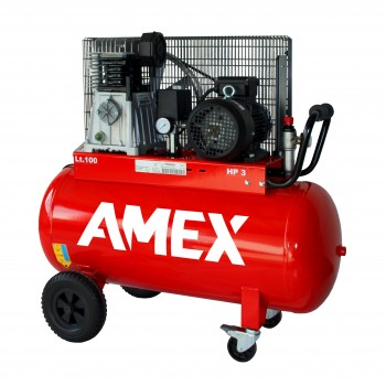 AMEX CT 3/330/100 KOMPRESSOR