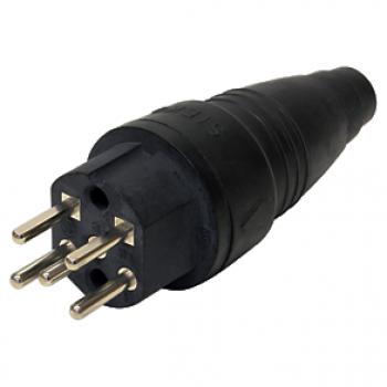 GUMMISTECKER TYP 15 230 V / 400 V