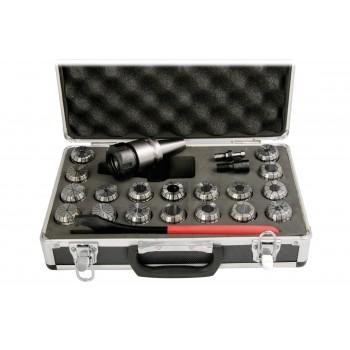 SPANNZANGENHALTER-SET BT 30 / ISO 30 / ER 32