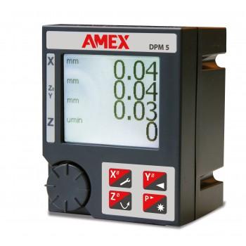 AMEX DPM 5 3-ACHSEN-MESSSYSTEM