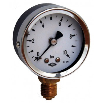 MANOMETER MU Ø 63 MM