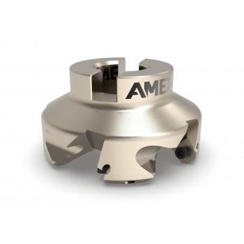 AMEX Ø 80 MM, 45° PLANMESSERKOPF
