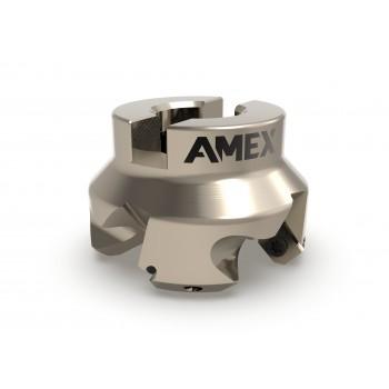 AMEX Ø 50 MM, 45° PLANMESSERKOPF