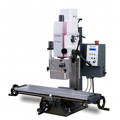 OPTImill MH 20VL BOHR-FRÄSMASCHINE