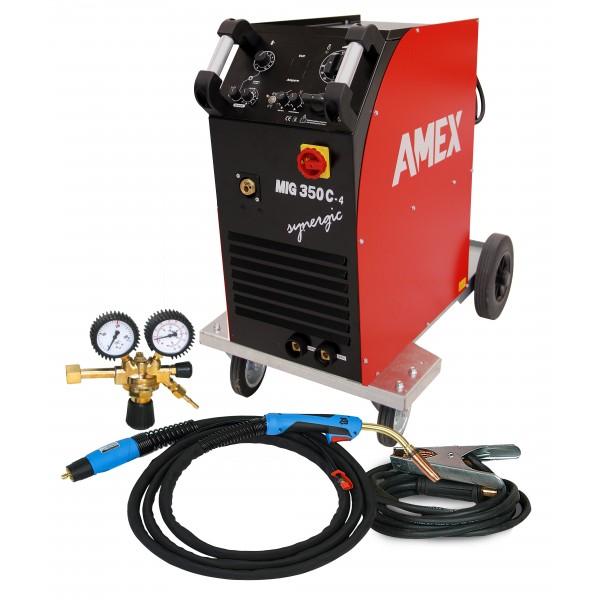 AMEX MIG 350 C-4 SCHWEISSANLAGE