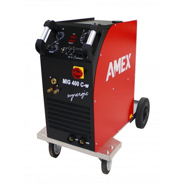 AMEX MIG 400 CW SCHWEISSANLAGE