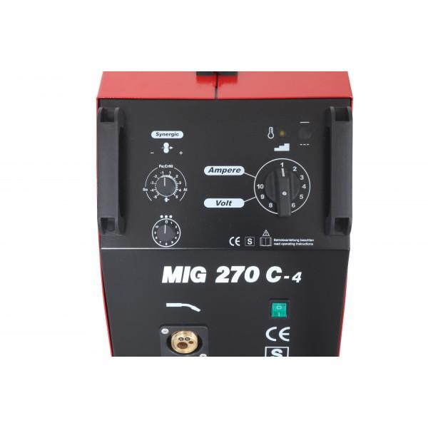 Bedieneinheit der MIG 270